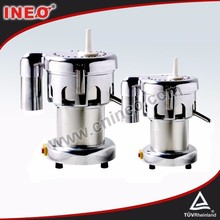 Stainless Steel Electric commercial mango juice extractor machine/berry juice extractor
