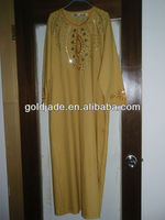2013 latest abaya dubai abaya customized & stock
