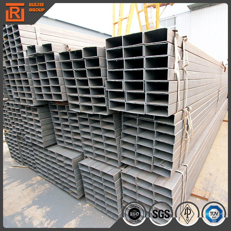 Carbon Rectangular Steel Pipes, Cold rolled steel square tube , Square tube 200x200 mm