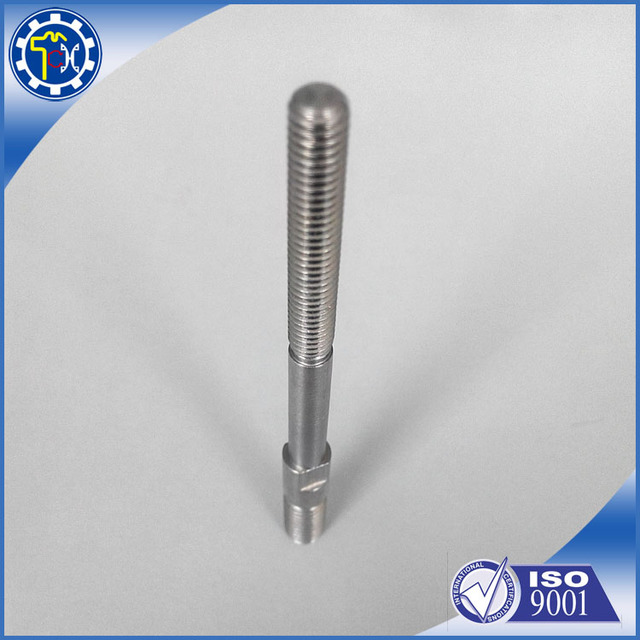 China supplier 304 stainless steel hollow threaded rod