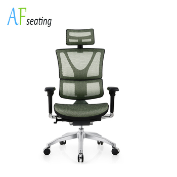 High back mesh ergonomic ceo executive adjustable 200 kg office manager chair