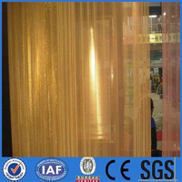 decorative brass wire mesh/decorative metal mesh curtain