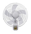 Plastic electric fan 16'' electric wall mounted fan with remote control