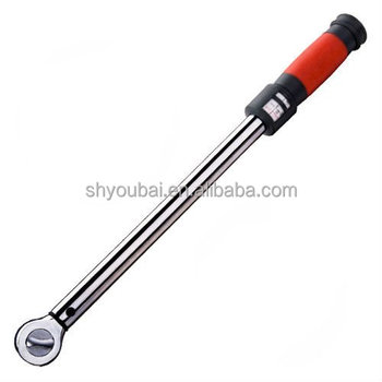 Shanghai NovaTork Professional Tools Click Torque Wrench/Torque Spanner 1/4 , With Ratchet Head&Window Scale