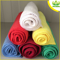 High Quality Microfibr Cloth for Car cleaning