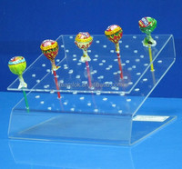 2014 HOTTEST acrylic lollipops holder stand