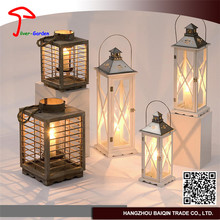Fashion Designed India Style Brass Candle Lantern