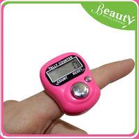 TOC10 finger tally counter digital clicker ,finger ring counter