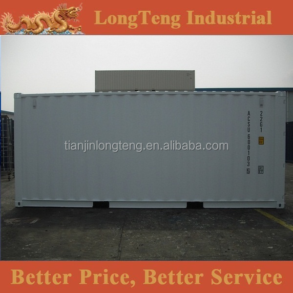 Newly build 20ft air cargo container with CSC plate
