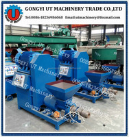 Wood Waste Briquette Press/ sawdust Briquette Machine/Charcoal Extruder for sale (WeChat:0086 13939051804)