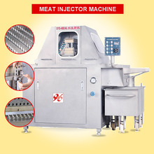Semi automatic electric commercial Manual Stainless steel chicken/beef/pork Meat brine Injector/injection machine for sale