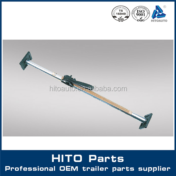 truck hardware trailer parts aluminum Alloy extension support rod