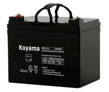 2016 New product 12v 180ah lead acid battery