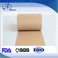 Good chemical resistance PTFE coated fiberglass fabric white, brown, black
