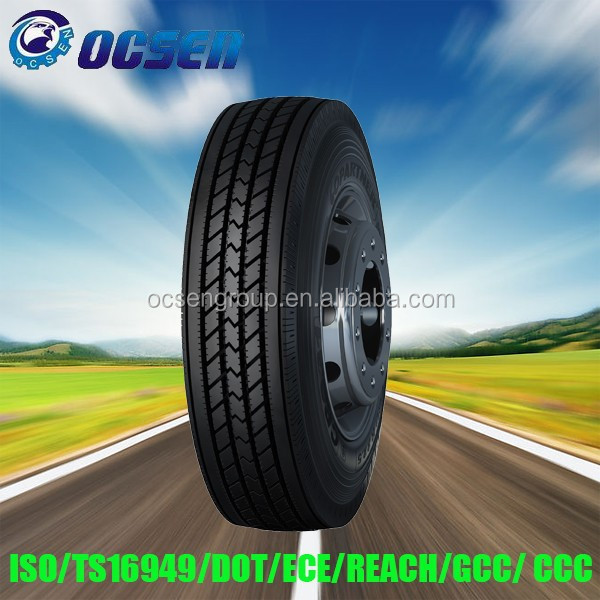 ECE DOT China top brand heavey duty solid tire