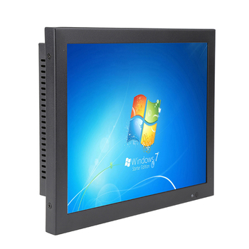 10 inch Metal Case Capacitive Touch Screen Monitor open frame lcd monitor