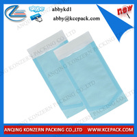 approved medical instruments self sealing sterilization pouches