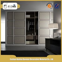 Home bedroom furniture wardrobe door designs