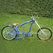 24-26 inch hot sale with colorful frame new chopper bicycles cheap