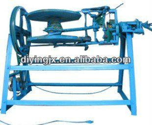 rope weaving machine