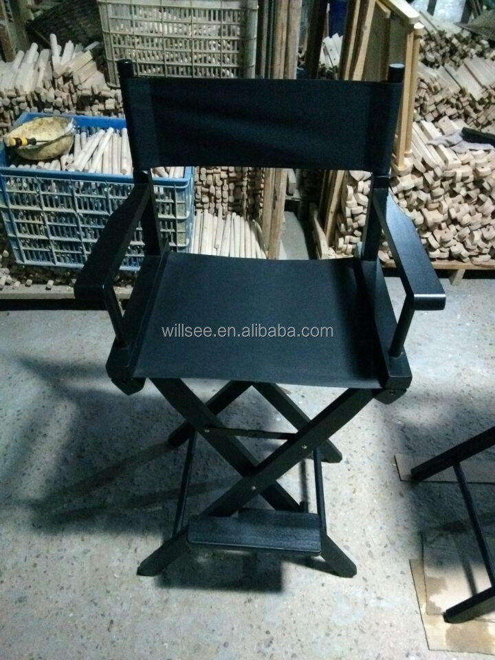 HE-330,High Quality & Most Cheapest Wooden Director Chair,Tall Director Chair