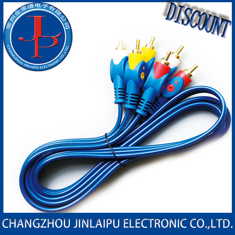 JLP 2 RCA to cable VGA for wholesales