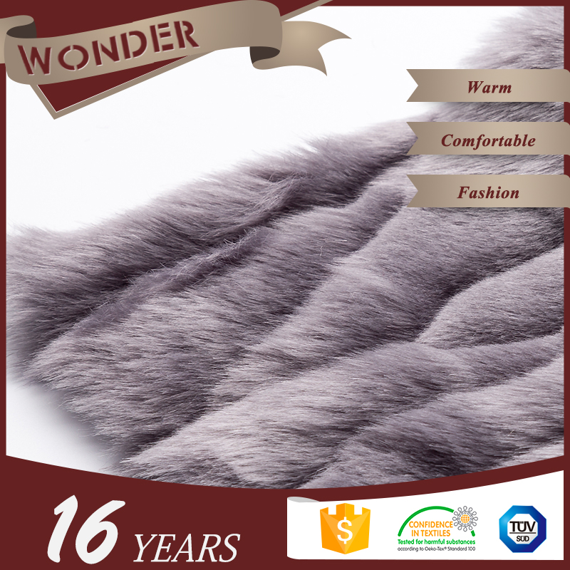 Bed Sheet Sheepskin Car Seat Covers Fur Coat Mink Fabric