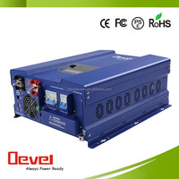 power inverter 4000 watt 12v 220v pure sinus inverter charger