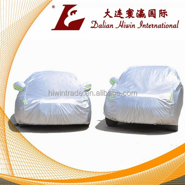 Polyester 170T Nylon Heated Car Parking Cover