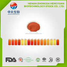 High Quality Beta Carotene 1%,10%, 20%, 25% Oil, 30% Oil and Pure Crystal