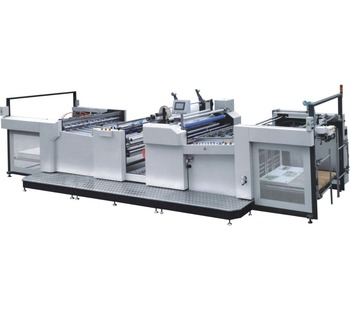 YMFB 1100A specification paper manual laminating machine