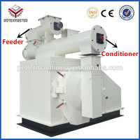 Hot Selling CE ISO Animal Poultry Feed Pellet Machine Professional Turkey Feed Pellet Project Supplier