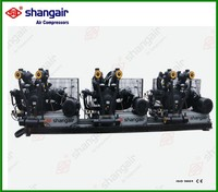 Shangair 83SW 40Bar Piston Air Compressor Electric Air Compressor AC Reciprocating Brand names air compressors