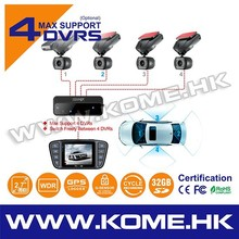 full hd car camera kit mini dash cam cctv with WDR function drive security police camera