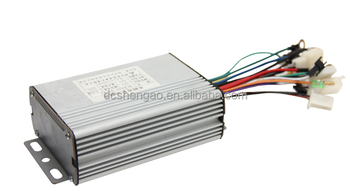 High Speed Bldc Motor Controller For Electric Vehicle