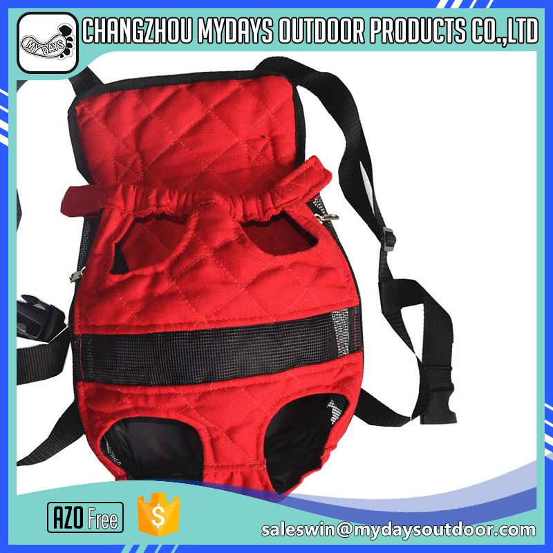 Customizable Eco-Friendly popular dog camping backpack carrier