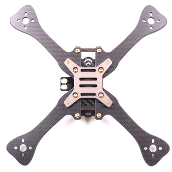 7075 Aviation Aluminum Parts Body Shell Body Frame Accessories for FPV Racing RC Drone Quadcopter F21323-F21325