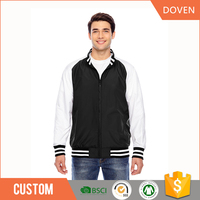 wholesale custom unisex windbreaker jacket