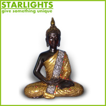Custom made sculpture traditional arts and crafts hands sculpture buddha thai arts and craft