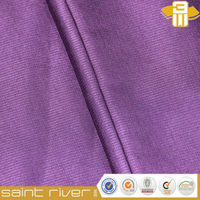 Classic Stripe Polyester Cotton Shirt Fabric