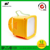 Oem supply multi FM radio led rechargeable solar lantern for no electricity areas