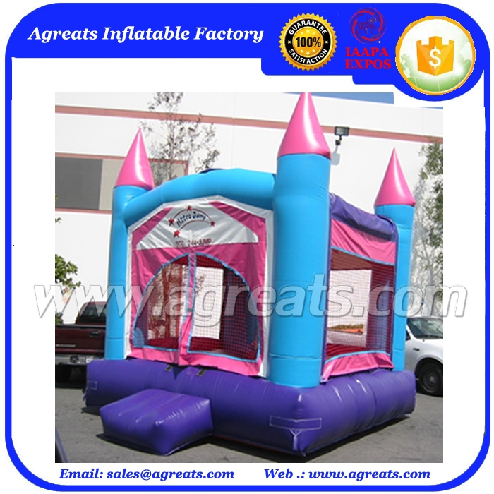 commercial used huge inflatable trampoline inflatable bouncer G1043