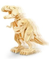 2014 Creating New Wooden Product : robot dinosaur