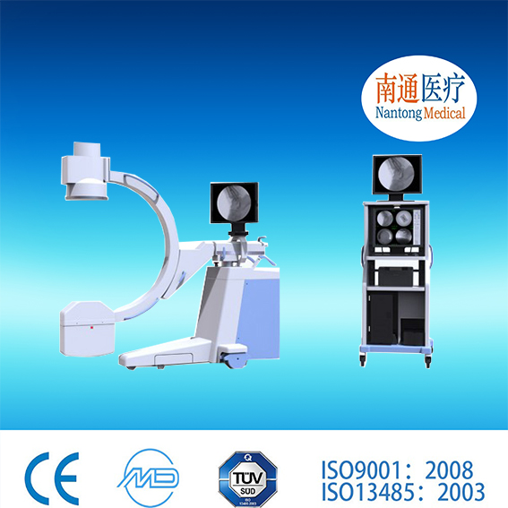 Top brand Nantong Medical attractive price c arm x-ray table