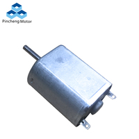 Strong vibration motor brushed DC motor 130 DC motor for fan toy