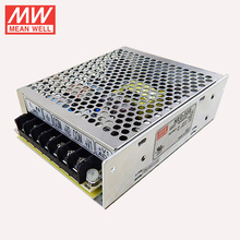 MEANWELL Dual Voltage Variable DC Switching Power Supply Output 50W 5V 24V NED-50B