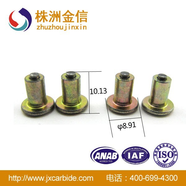 2015 New Tungsten carbide screw ice tire studs into work boots