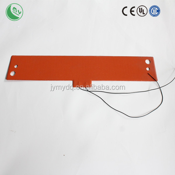 silicone oil and rubber waste,Professional custom make all kinds of silicone rubber heater