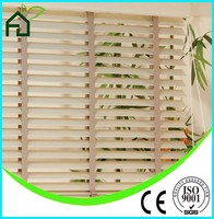 Wooden Blinds Slats /Manual Wood Blinds / Faux Wood Window Shades