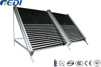 swimming pool manifold solar collector